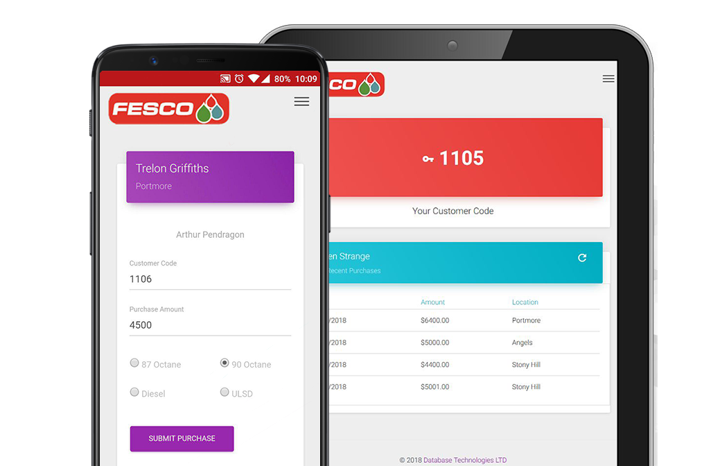 Database Technologies - Mobile Apps